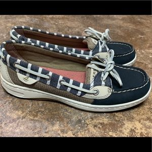 Sperry Top Siders 6.5 Medium Shoes